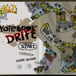 Notebook Drift Screenshot