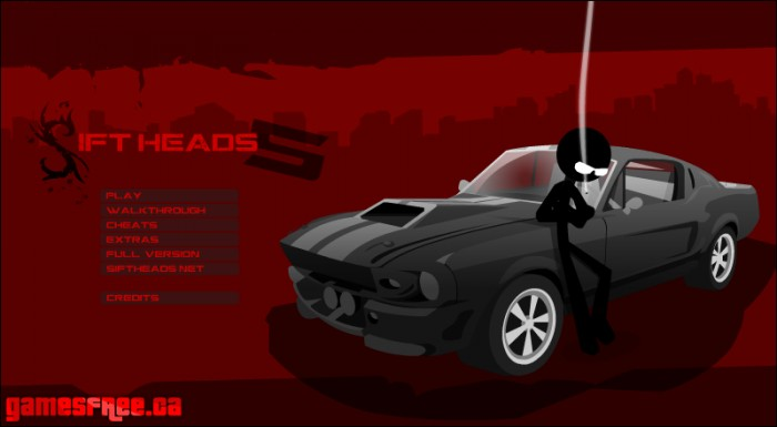 Sift Heads 5 Funny Car Games