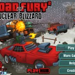 Road of Fury 2 - Nuclear Blizzard Screenshot