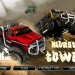 3D Monster Truck Tower Screenshot
