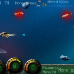 Space Racing Screenshot