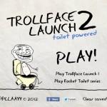 Trollface Launch 2 Screenshot