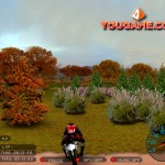 3d Motorcycle Racing Screenshot