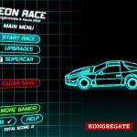 Neon Race Screenshot
