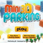 Mini Parking 3D Screenshot