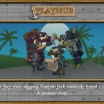 Pirates of Teelonians Screenshot