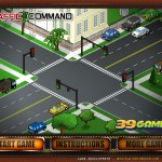 Traffic Command Screenshot