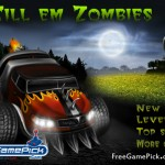 Kill em Zombies Screenshot