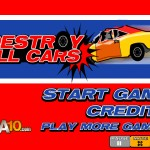 Destroy All Cars Screenshot