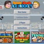 Sports Heads: Ice Hockey Screenshot