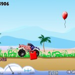 Truck Toss Screenshot
