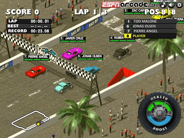Super Off Road Racing Arcade Game Sale