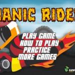 Manic Rider Screenshot