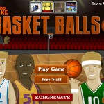 BasketBalls Screenshot