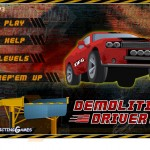 Demolition Driver Screenshot