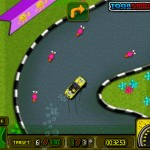 Spongebob Speed Car Racing Screenshot
