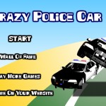 Crazy Police Car Screenshot
