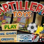 Artillery Toys Screenshot