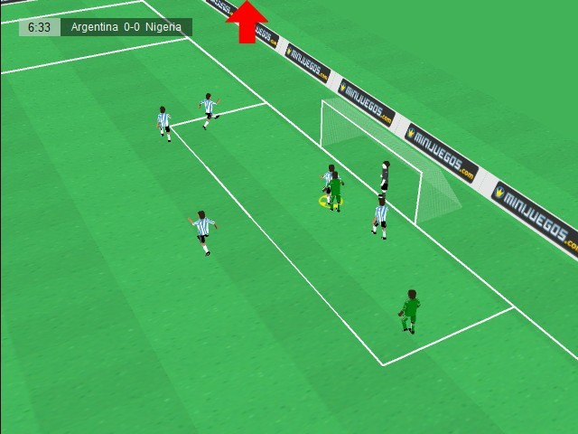 Speed Play Soccer 4 - Free online games at Agame.com