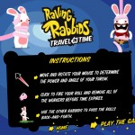Raving Rabbids: Travel in Time Screenshot