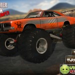 Monster Truck Jumper Screenshot