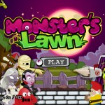 Monsters Lawn Screenshot