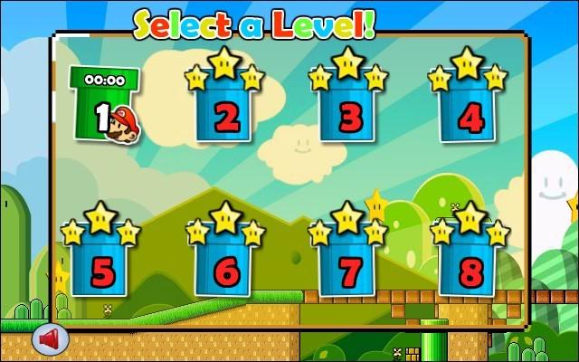 Mario Motocross Mania 2 Free Online Mario Game