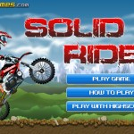 Solid Rider Screenshot
