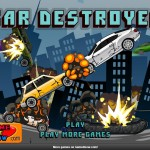 Car Destroyer Screenshot