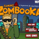 Flaming Zombooka Screenshot