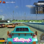 200 MPH: Thunder Road Screenshot