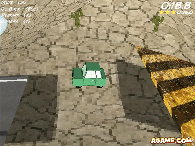 Small Car 2 Game - Funny Car Games