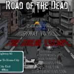 Road of the Dead Screenshot