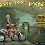 Moto Tomb Racer Screenshot