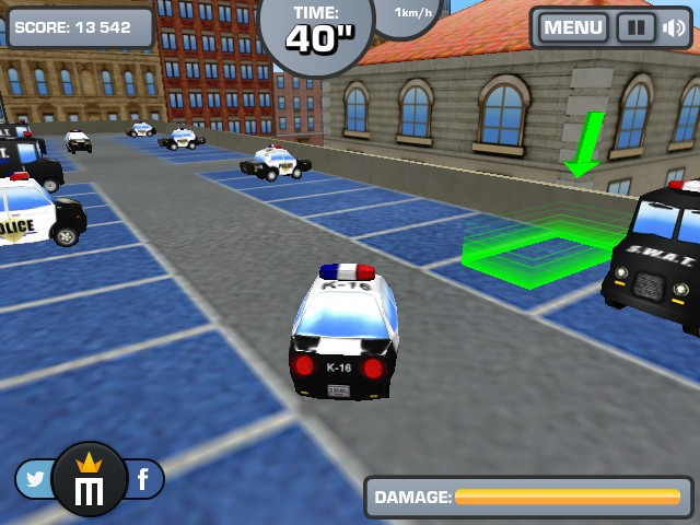Police Car Games Agame