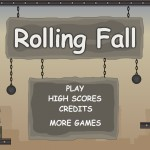 Rolling Fall Screenshot