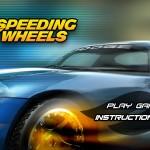 Speeding Wheels Screenshot