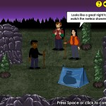 The Visitor: Massacre At Camp Happy Screenshot