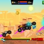 Mad Truck Challenge Screenshot