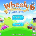 Wheely 6 - Fairytale Screenshot