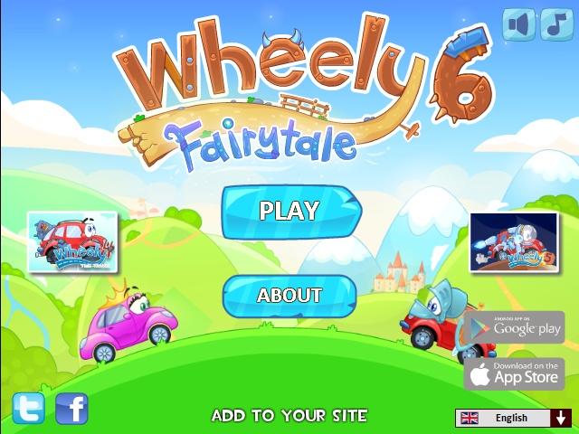 wheely level 11