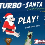 Turbo Santa Screenshot