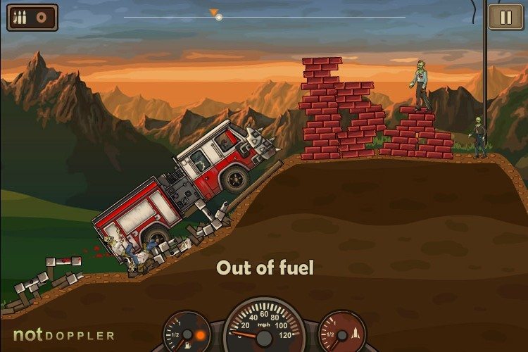 earn to die 2012 part 2 funny car games