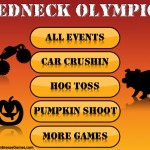 Redneck Olympics Screenshot
