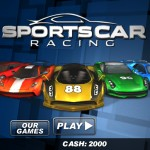 Sportscar Racing Screenshot