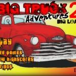 Big Truck Adventure 2 Screenshot