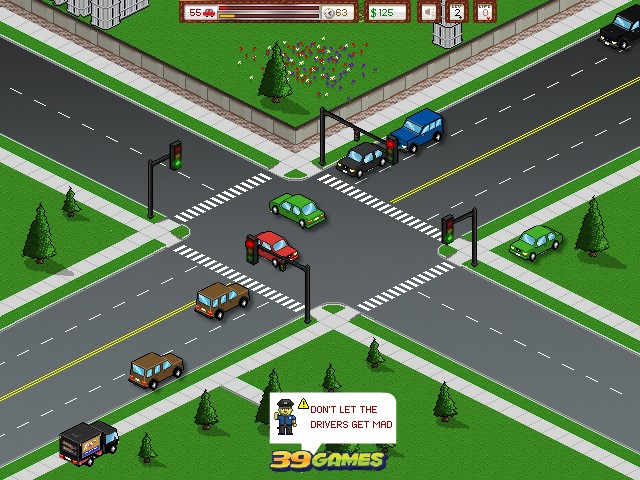 Car Traffic Control Games Free Download