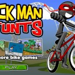 Stick Man Stunts Screenshot