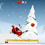 Christmas Ride Screenshot