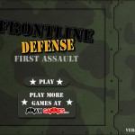 Frontline Defense - First Assault Screenshot